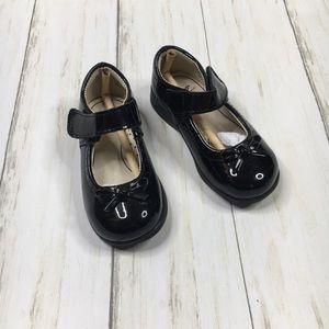 Pediped Black Mary Janes